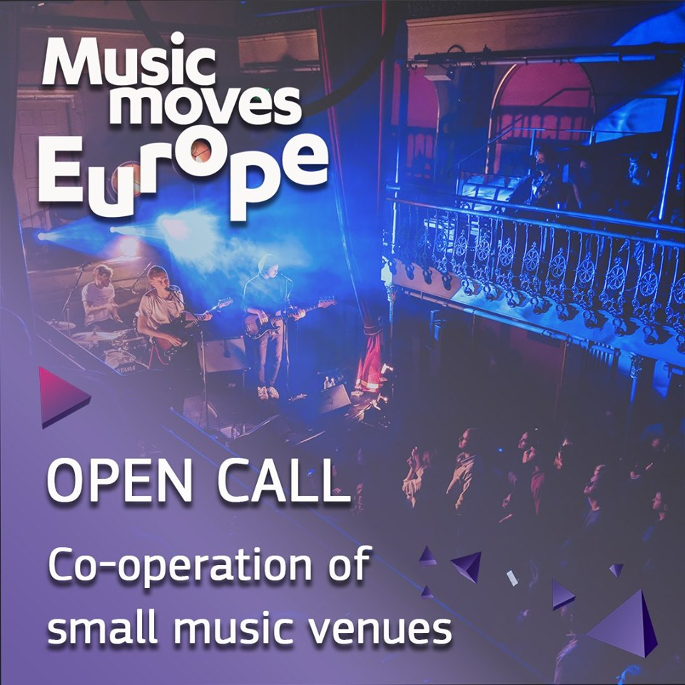 Новина: A new open call from Creative Europe programme