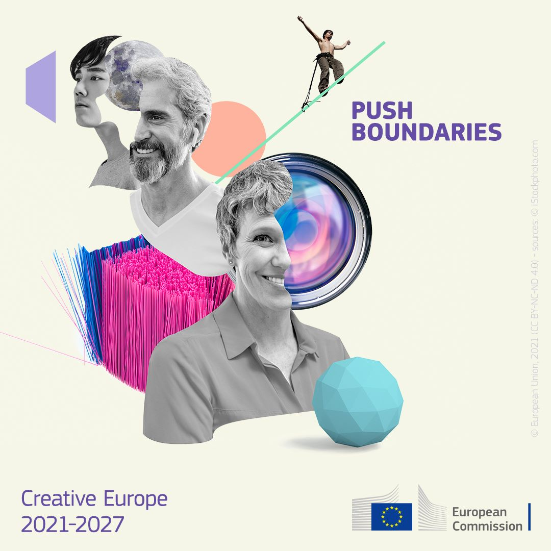 Новина: Thirteen new open calls from EU's Creative Europe programme have been published