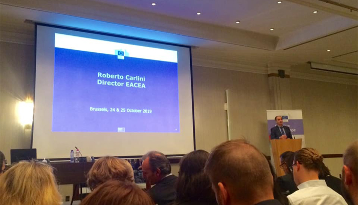 Новина: Creative Europe kick-off meeting in Brussels