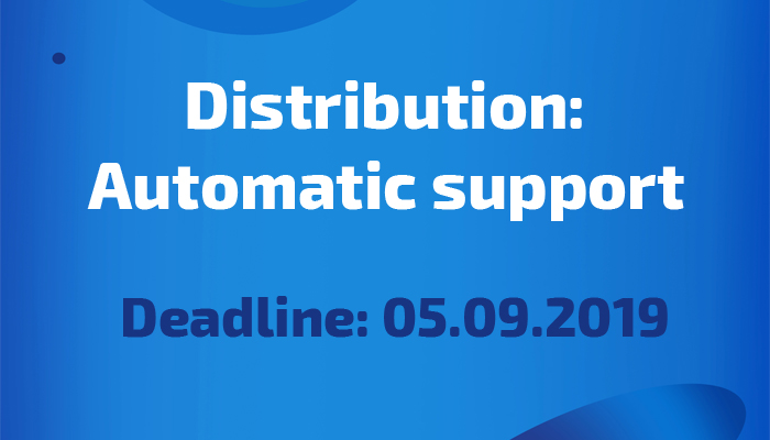 Новина: Creative Europe Open call: Distribution – Automatic support